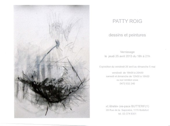 Patty invitation